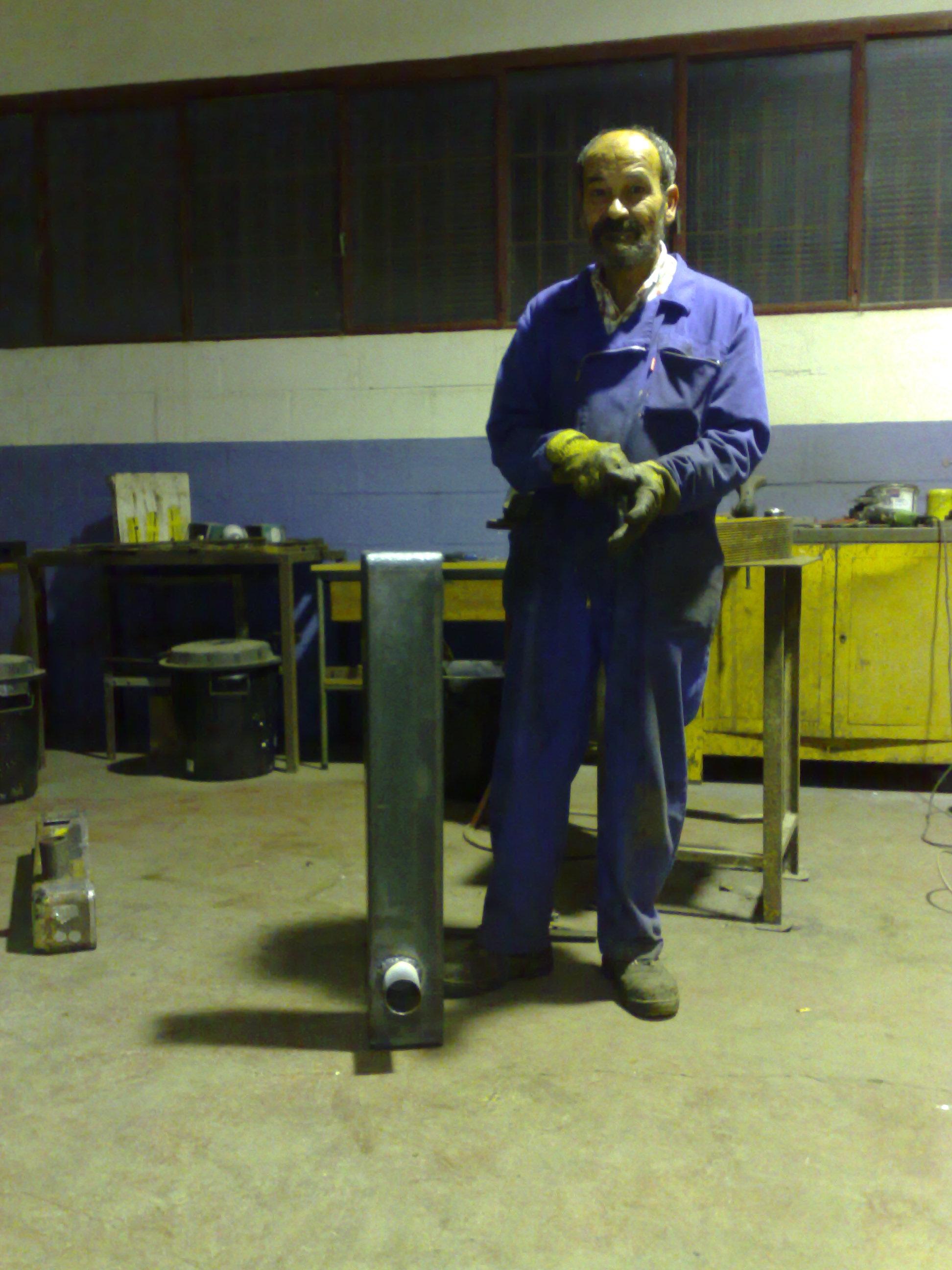 Servicios for Fabricacion radiadores